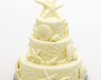 1:12 Seashell Wedding Cake Kit NEW!!