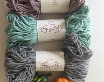 YARN DESTASH | yarn sale | bulky weight knitting yarn | crochet yarn | winter yarn | multiple items