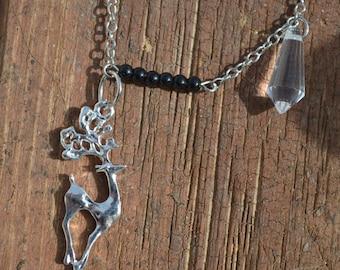 Reindeer Necklace