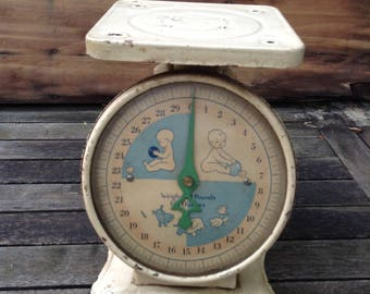 "FLASH SALE! 25% off when you enter ""25FLASH"" - Early 1900's Vintage Scale"