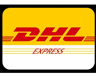 Plus 6 USD for Express Shipping For DHL