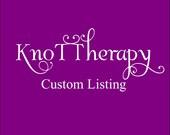 Custom Listing for Chrissy