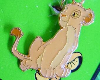 Disney Lion King-Jewelry Clip Earrings-Cartoon-Enamel