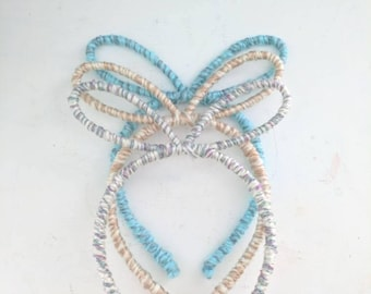 NEW // Beach Inspired Colors //Bow Headband // Pick One