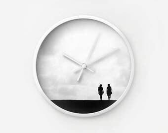 Friend Good Wall Clock