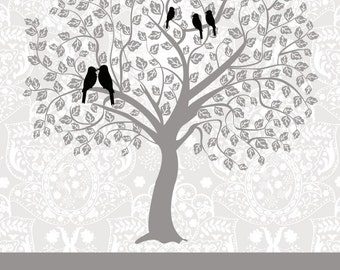 Listing for rqscwsmom, 11 x 14 Reprint, Personalized Gift for Mom, Family Tree, Custom Art Print
