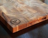 Engraved Cutting Board Butcher Block Acacia FREE USA SHIPPING