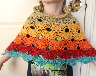 Virus Poncho - 2T to 4T