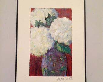 Hydrangea bouquet 3