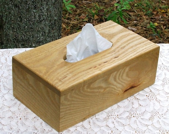 The BlackWater TBC - Sassafras Tissue Box Cover