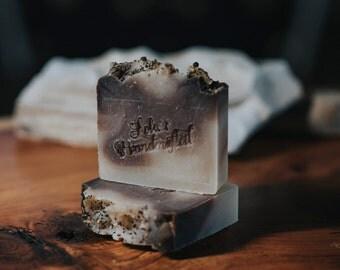 Vanilla Clove -Cold Process-VEGAN- Soap