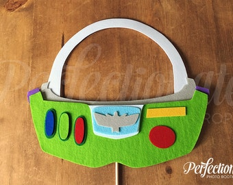 Toy Story Photo Prop | Buzz Lightyear Space Helmet Prop | Astronaut Helmet | Astronaut Prop