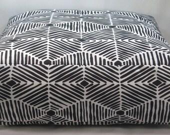 Custom Cushion Cover Floor Boxed Cushion Cover Reversible Floor Cushion Batik Cushion - Cover Only