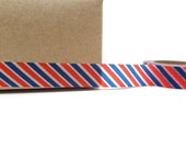 AirMail Washi Tape - Air Mail - Red and Blue Stripes Washi Tape