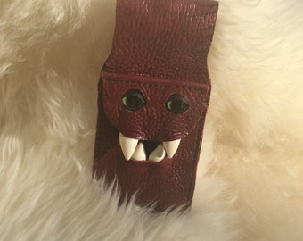 Monster Card Holder