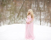Vanessa Gown, Maternity Dress, Maternity Gown,Maternity Photo Props, Baby Shower,Flower Girl,Bridesmaids,Bridal dress,Wedding gown,