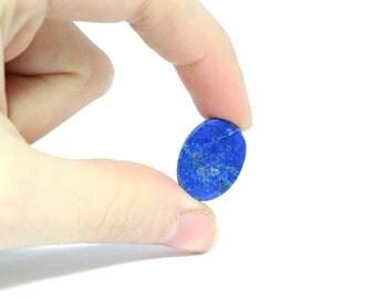 Lapis Lazuli Oval Bead