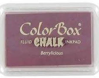 2 Pack Color Box Fluid CHALK Inkpads