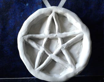 Pentagram Altar Tile