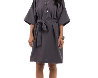 Short Dress, Grey dress,  Wedding guest dress : Smart Chic Collection 2
