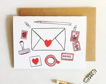 Love Note - Card, Everyday, Snail Mail