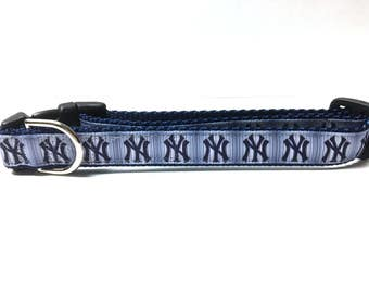 Dog Collar- The Yankee Inspired