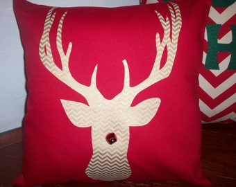 Christmas Pillow Covers 26x26: Elf Pillow Cover Christmas Pillow Cover Holiday Pillow Elf,