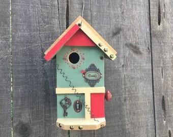 Birdhouse/Birdhouses/Bird-House/Birds-Houses/Decorative-Birdhouse/Functional-Birds-Nest-Box/Item #252206986