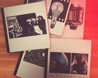 Time Life Photography books (1970) vintage camera photographer book set