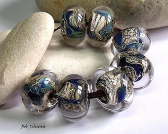 Oceania, Lampwork Beads, SRA, UK