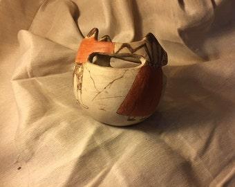 Tohono O'odham's Friendship Bowl