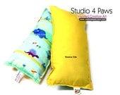 Guinea Pig Luxury Large Pillows - (Dinosaurs)