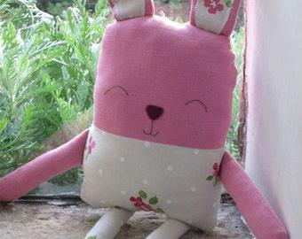 Bella Bunny Soft Toy