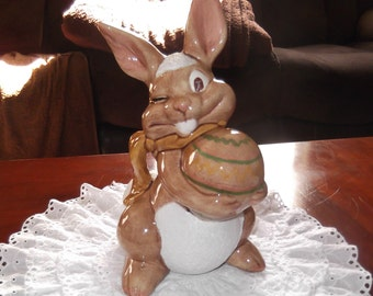 Easter Bunny Brown Rabbit Bunny Rabbit Winking Bunny Rabbit Peter Cottontail