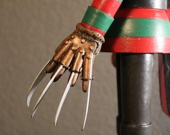 DarksideArt's Freddy Krueger Nutcracker