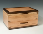Sycamore Jewelry Box with...