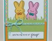 Peep Cards Set of 6