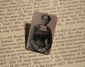 Harriet Tubman brooch lapel pin African American HIstory Civil Rights Solidarity