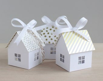 Paper House Gift Box/Decoration