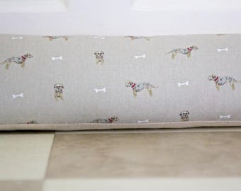 Terrier Draught Excluder - Bespoke 93 cm long