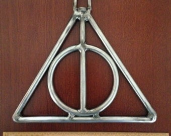 Deathly Hallows Shibari Ring