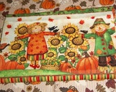Custom Order Toaster Cover with Pumpkins