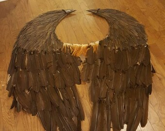 Maleficent wings, cosplay wings