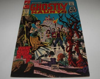 Ghostly Haunts No.35 (1973)