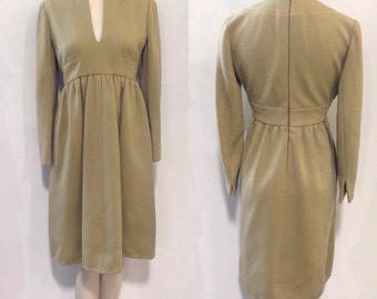 1960's/70's Geoffrey Beene Designer Dress