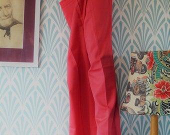 Vintage flared Nino-Lansa pants fuchsia pink - EU36/38