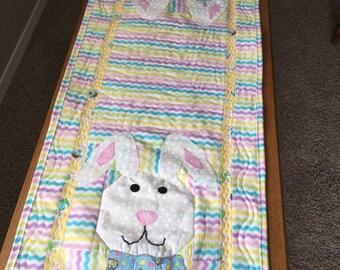Easter table runner