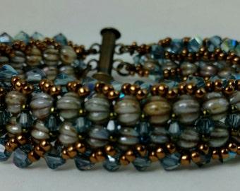 Beaded Crystal Bracelet