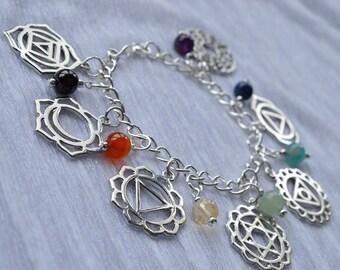 Biolojewelry - Chakra Alignment Bracelet