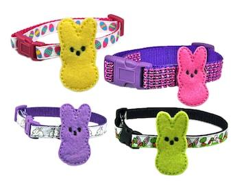Easter Bunny Dog Collar Accessory